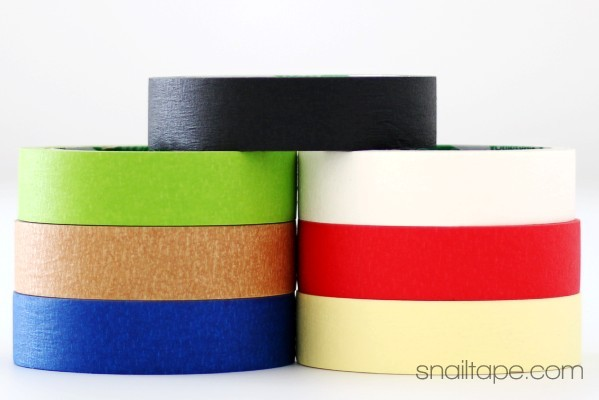 Colored Masking Tape Manufacturer In China Snailtape Com