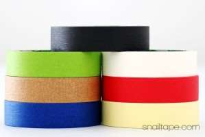 masking tape, colored tape, general use